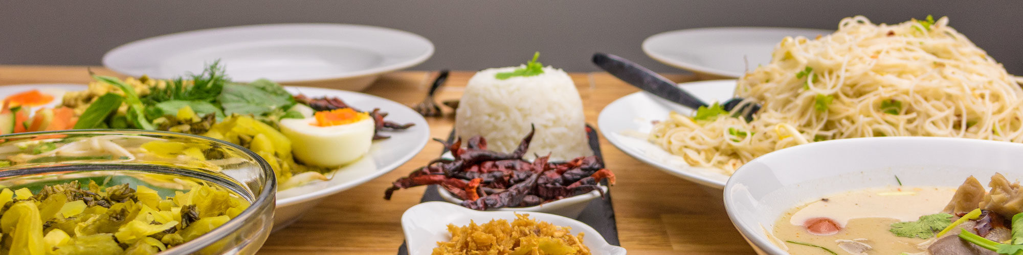Foto vom Catering vom Thai Restaurant Hot Shüzzle