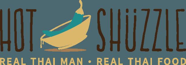Logo von Hot Shüzzle, das originale Thai Restaurant